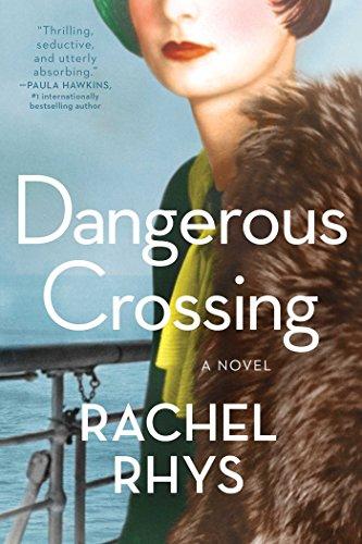 9781501192845: Dangerous Crossing: A Novel