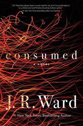 Cover of the book, Consumed (Firefighters, #1).