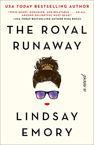 Cover of the book, The Royal Runaway.