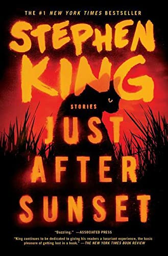 9781501197659: Just After Sunset: Stories