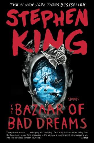 9781501197956: The Bazaar of Bad Dreams: Stories