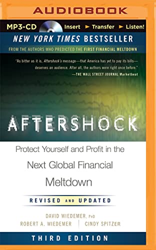 9781501200465: Aftershock: Protect Yourself and Profit in the Next Global Financial Meltdown (Third Edition)