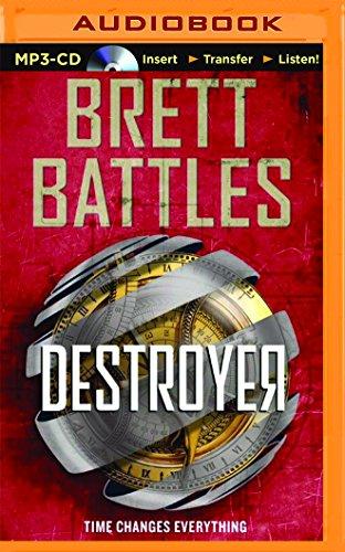 Destroyer (Rewinder): Brett Battles
