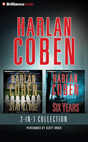9781501211645: Harlan Coben Six Years & Stay Close 2-In-1 Collection