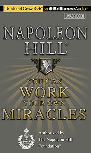 9781501212086: You Can Work Your Own Miracles