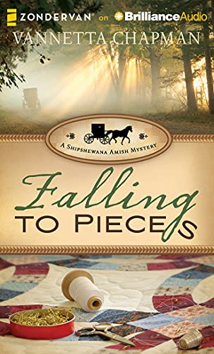 Falling to Pieces (Shipshewana Amish Mysteries): Vannetta Chapman