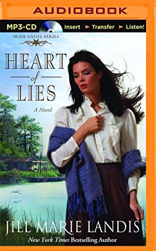 9781501213465: Heart of Lies (Irish Angel)
