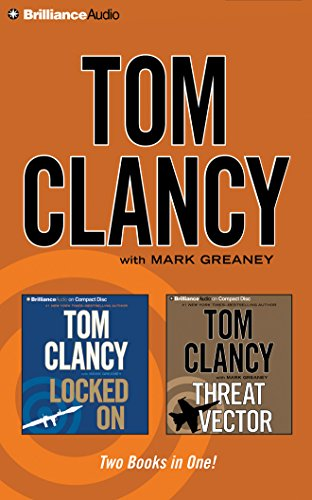 9781501213854: Tom Clancy - Locked on & Threat Vector 2-In-1 Collection (Jack Ryan Novels)