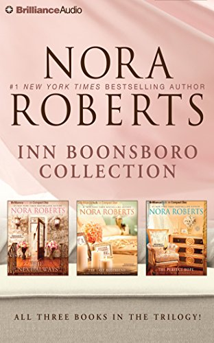 9781501213861: Nora Roberts – Inn BoonsBoro Collection: The Next Always, The Last Boyfriend, The Perfect Hope (Nora Roberts Inn Boonsboro Trilogy)