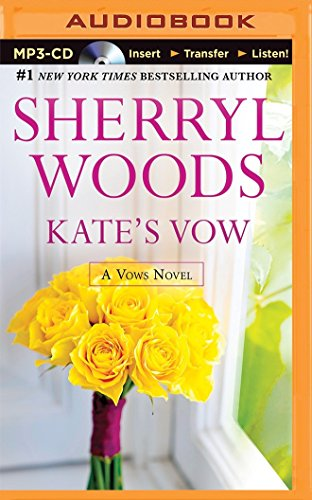 Kate's Vow (Vows): Woods, Sherryl