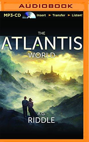 9781501215216: The Atlantis World (Origin Mystery)