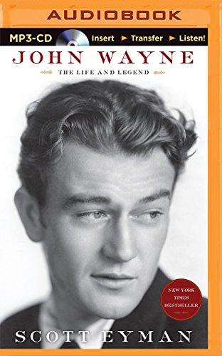 9781501215438: John Wayne: The Life and Legend