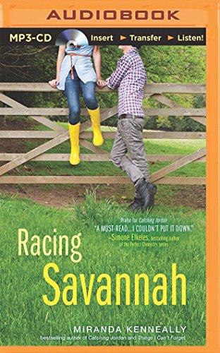 9781501215605: Racing Savannah (Hundred Oaks)