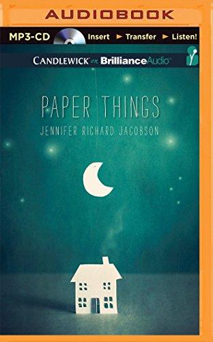 Paper Things: Jacobson, Jennifer Richard