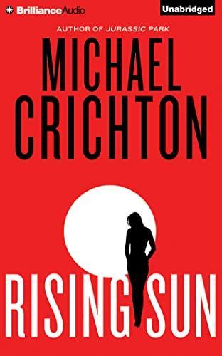 Rising Sun: A Novel: Crichton, Michael