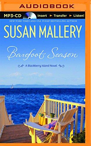 9781501217265: Barefoot Season: A Blackberry Island Novel