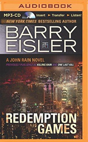 Redemption Games (John Rain): Eisler, Barry