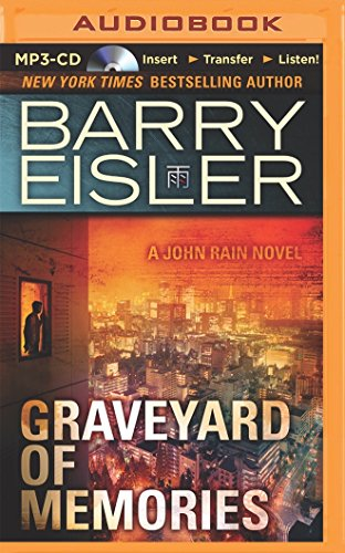 9781501219672: Graveyard of Memories (A John Rain Novel)