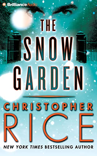 The Snow Garden: Rice, Christopher