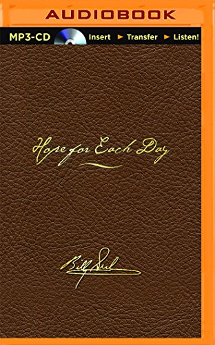 9781501220289: Hope for Each Day Signature Edition: Words of Wisdom and Faith