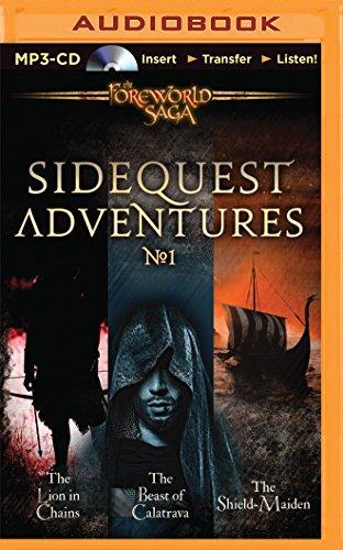 Sidequest Adventures (Foreworld Saga): Teppo, Mark; Trim, Angus; Pearce, Michael Tinker
