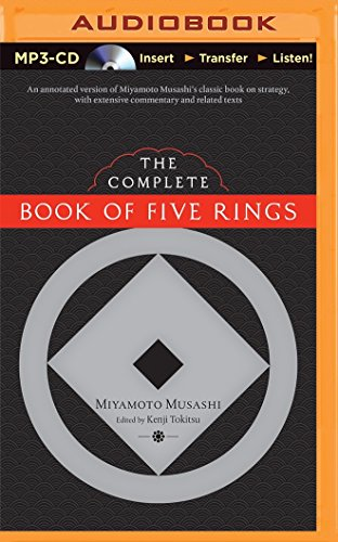 9781501221460: The Complete Book of Five Rings