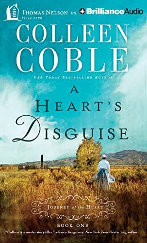 A Heart's Disguise (A Journey of the Heart): Coble, Colleen