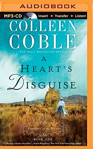 A Heart's Disguise (Journey of the Heart): Coble, Colleen