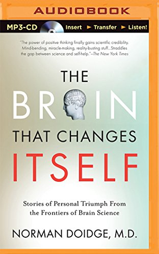 9781501223600: The Brain That Changes Itself: Stories of Personal Triumph from the Frontiers of Brain Science