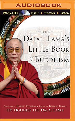The Dalai Lama's Little Book of Buddhism: Lama, His Holiness the Dalai
