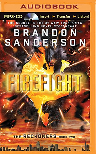 9781501227301: Firefight (The Reckoners)