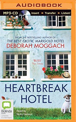 Heartbreak Hotel: Moggach, Deborah