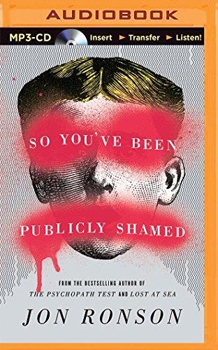 9781501231841: So You've Been Publicly Shamed