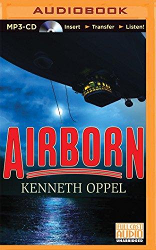 Airborn (Matt Cruse): Oppel, Kenneth