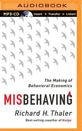 9781501238710: Misbehaving: The Making of Behavioral Economics
