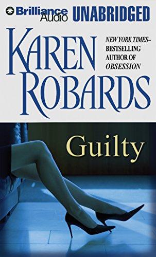 Guilty: Karen Robards