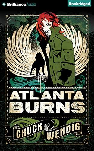 Atlanta Burns: Wendig, Chuck