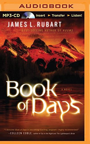 Book of Days: Rubart, James L.