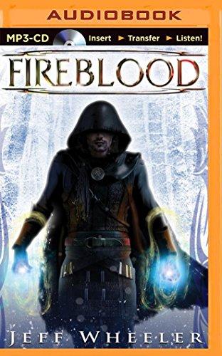 Fireblood (Whispers from Mirrowen): Wheeler, Jeff