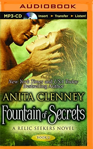 Fountain of Secrets (Relic Seekers): Clenney, Anita