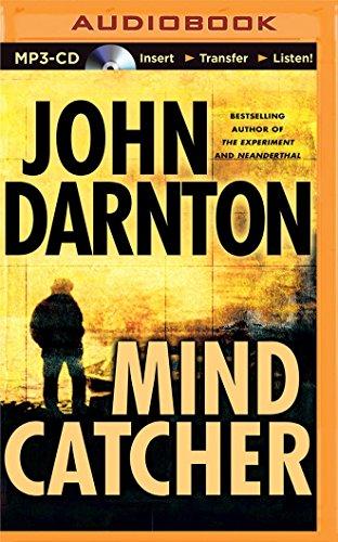 Mind Catcher (Brilliance Audio on Compact Disc): Darnton, John