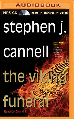 The Viking Funeral (Shane Scully): Cannell, Stephen J.