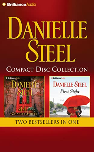 Danielle Steel 44 Charles Street and First Sight 2-In-1 Collection: 44 Charles Street, First Sight:...