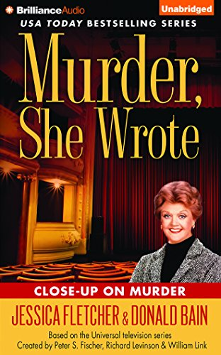 9781501249730: Close-up on Murder (Murder, She Wrote)