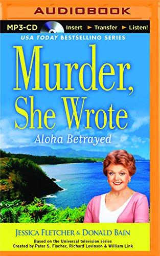 9781501249839: Murder, She Wrote: Aloha Betrayed