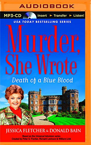 Murder, She Wrote: Death of a Blue Blood: Fletcher, Jessica; Bain, Donald