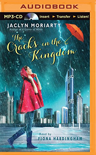 The Cracks in the Kingdom (The Colors of Madeleine): Jaclyn Moriarty