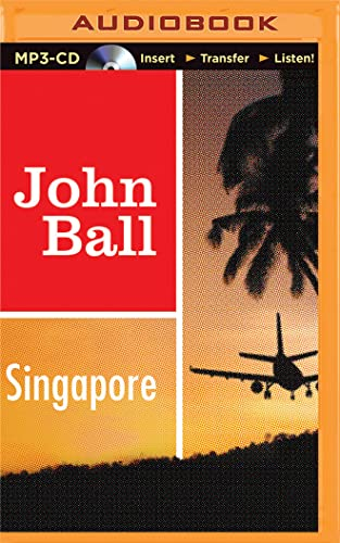 Singapore (Virgil Tibbs): Ball, John