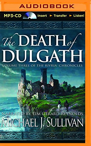 9781501256417: The Death of Dulgath (Riyria Chronicles)