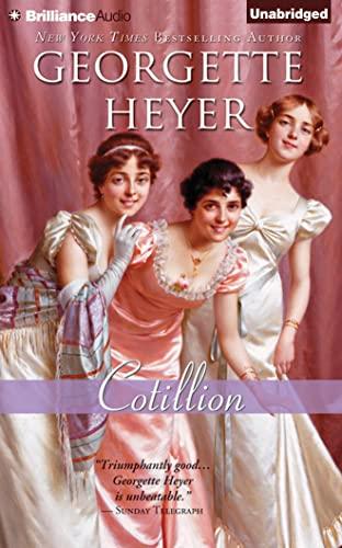 Cotillion: Heyer, Georgette